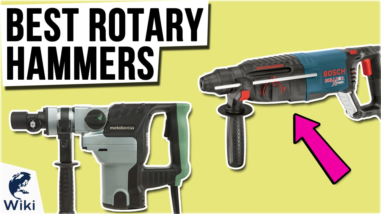 10 Best Rotary Hammers