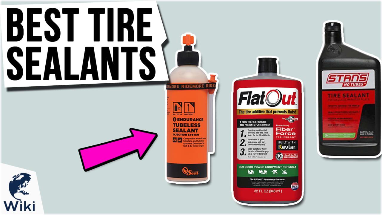 10 Best Tire Sealants