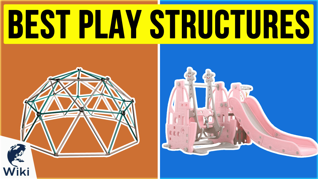10 Best Play Structures