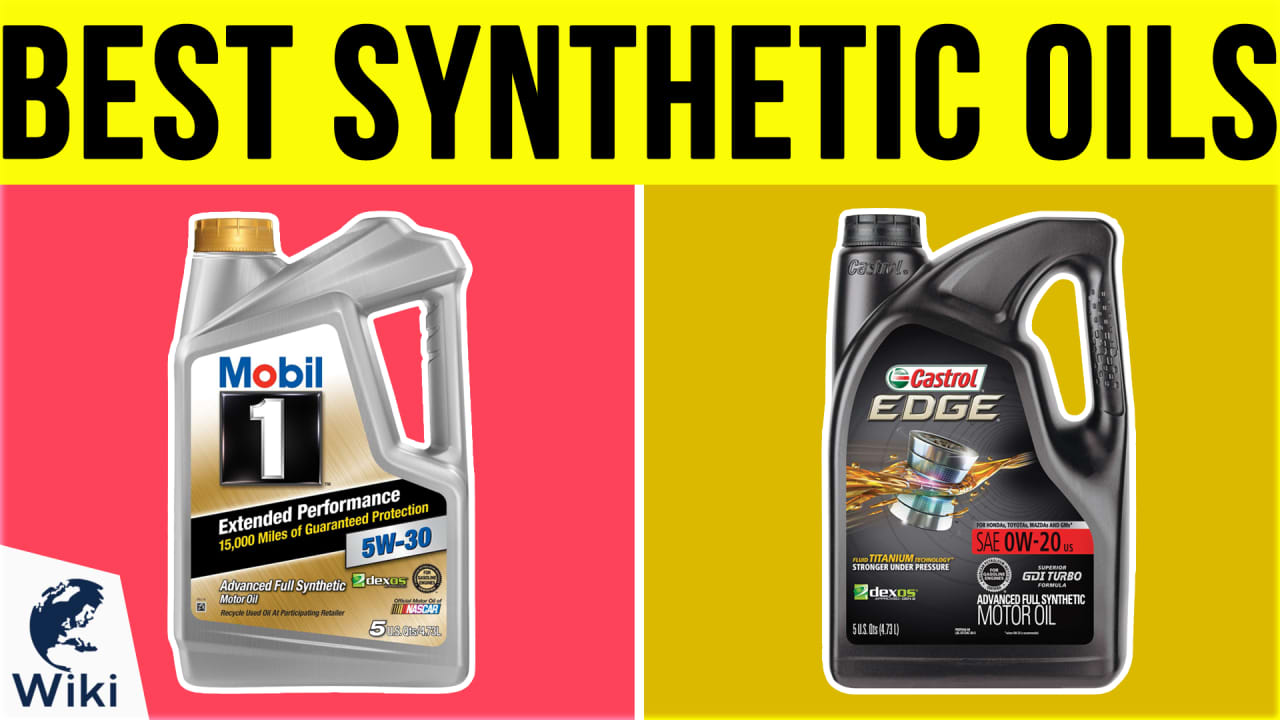 10 Best Synthetic Oils