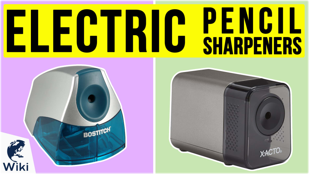 10 Best Electric Pencil Sharpeners