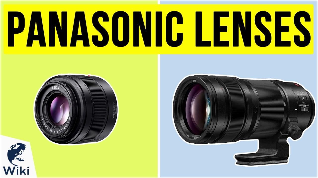 10 Best Panasonic Lenses