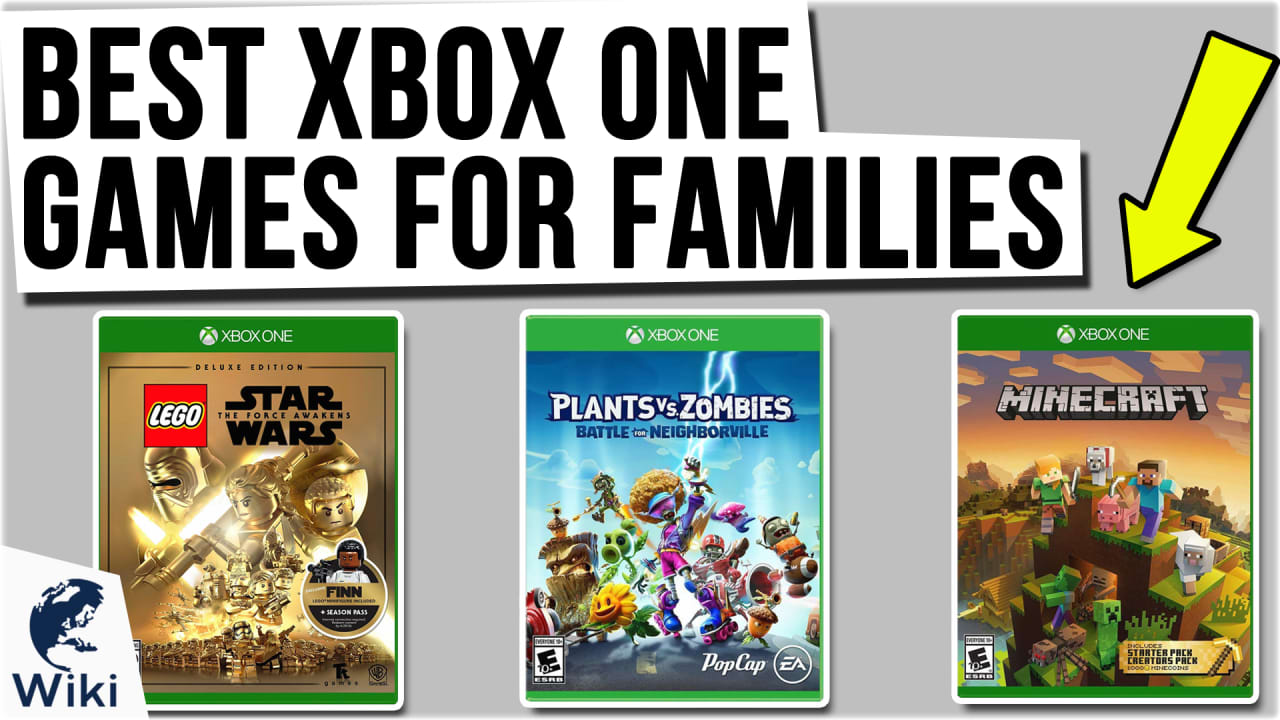 10 Best Xbox One Games For Families