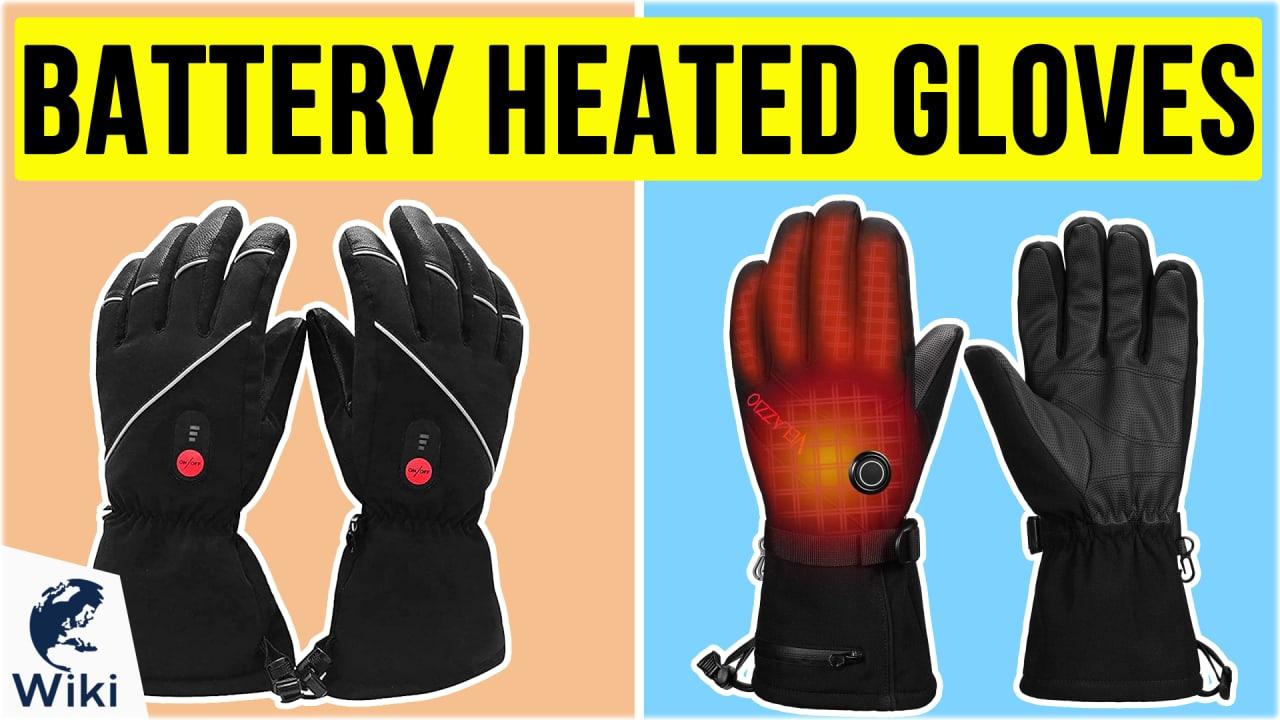 10 Best Battery Heated Gloves