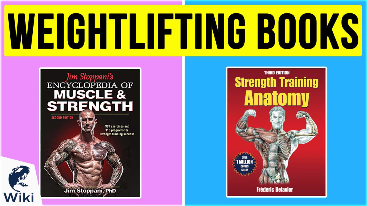 10 Best Weightlifting Books