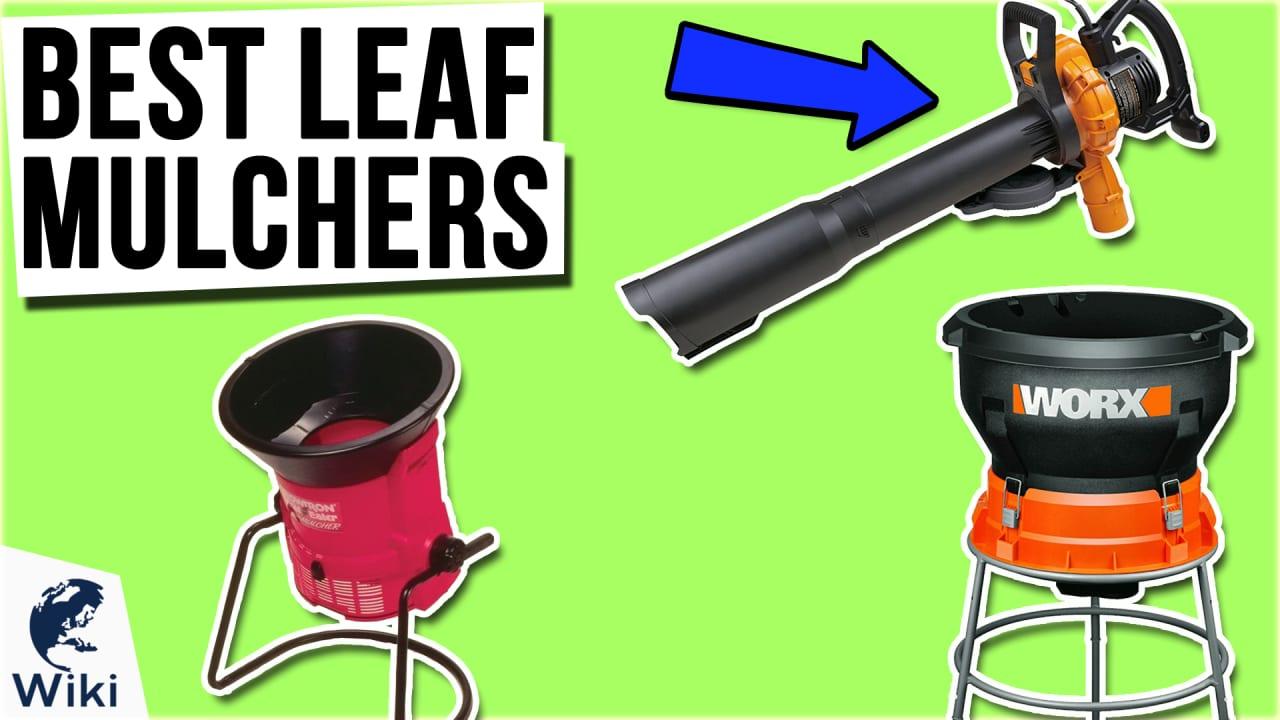 10 Best Leaf Mulchers