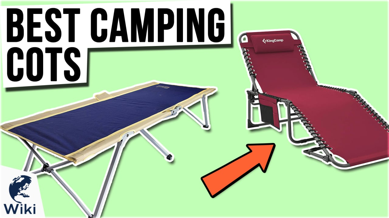 10 Best Camping Cots