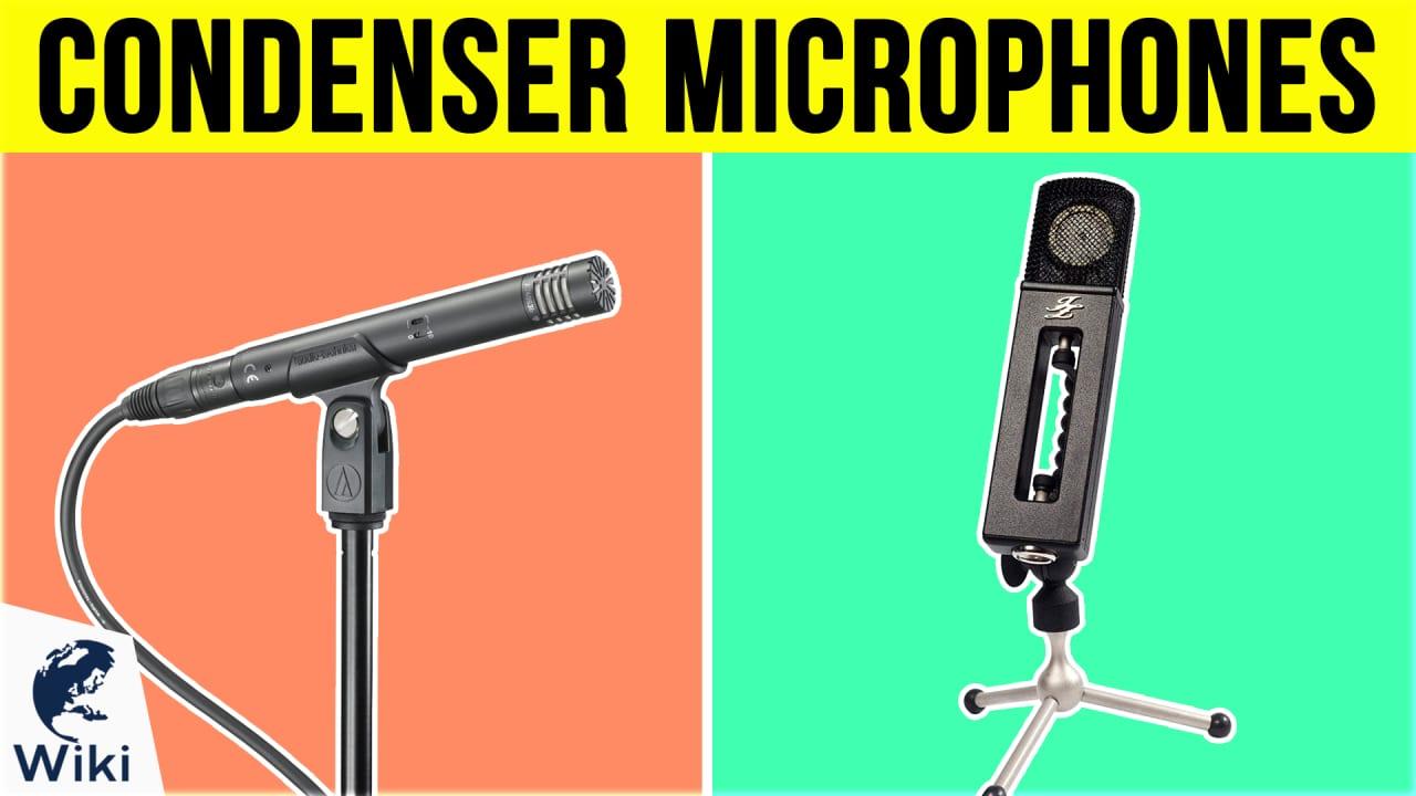 10 Best Condenser Microphones