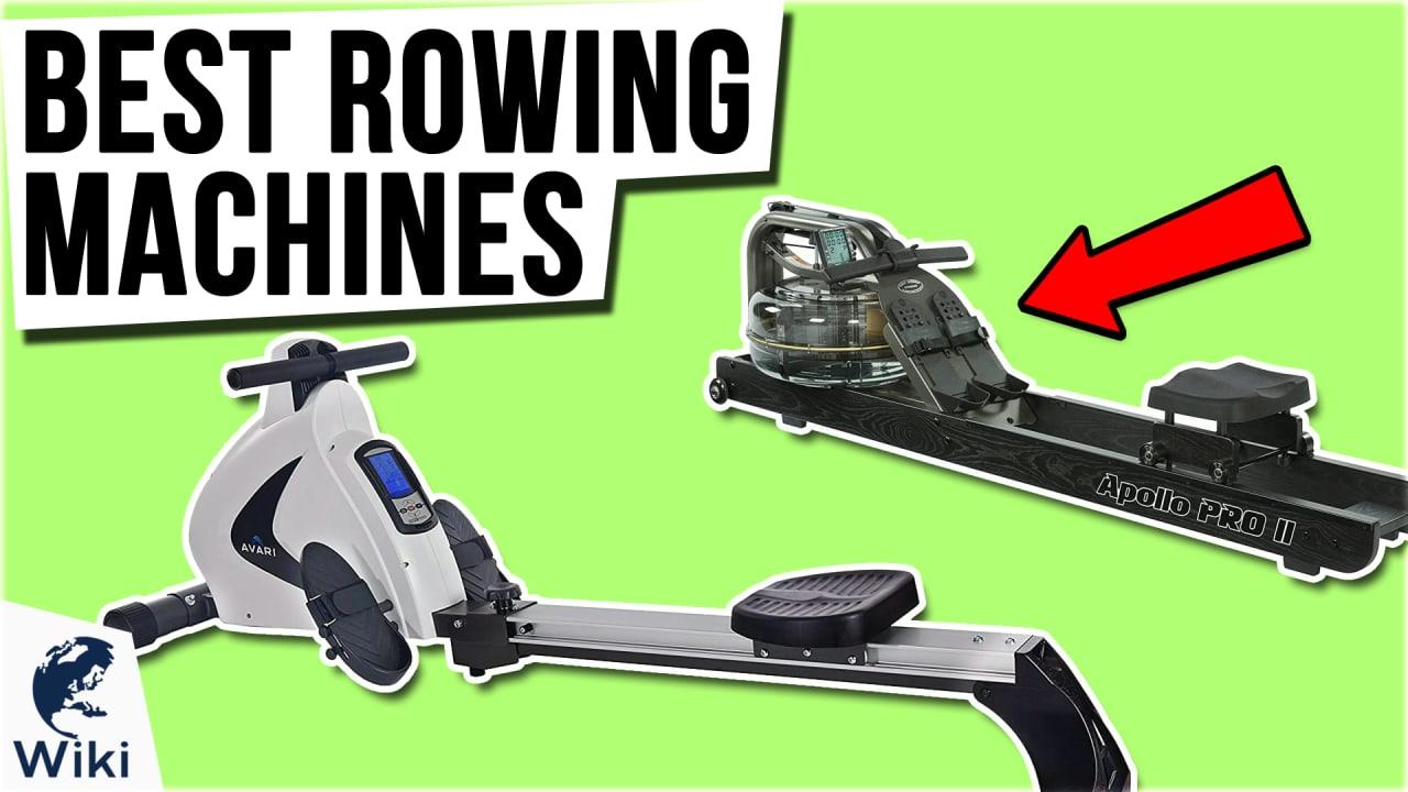 10 Best Rowing Machines