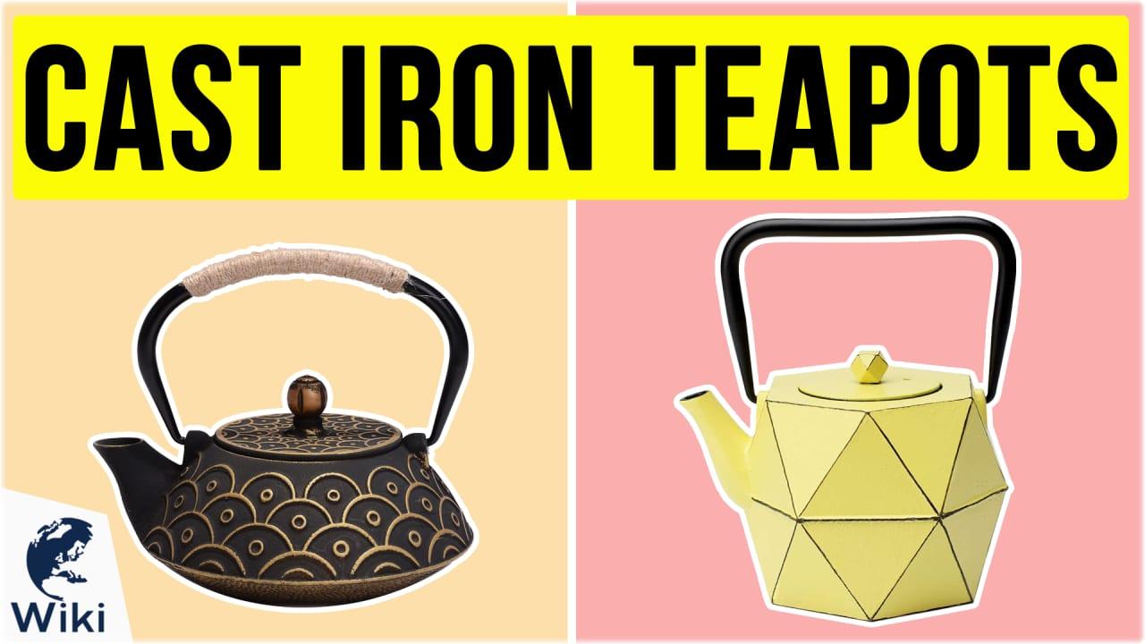10 Best Cast Iron Teapots