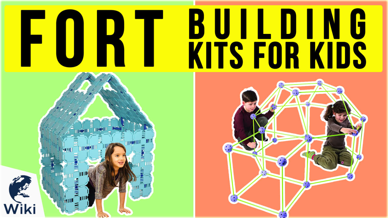 10 Best Fort Building Kits For Kids