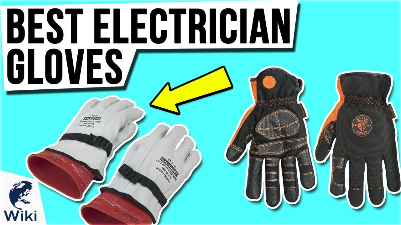 10 Best Electrician Gloves