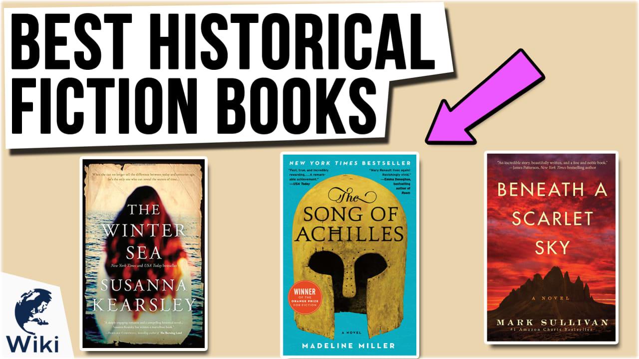 10 Best Historical Fiction Books
