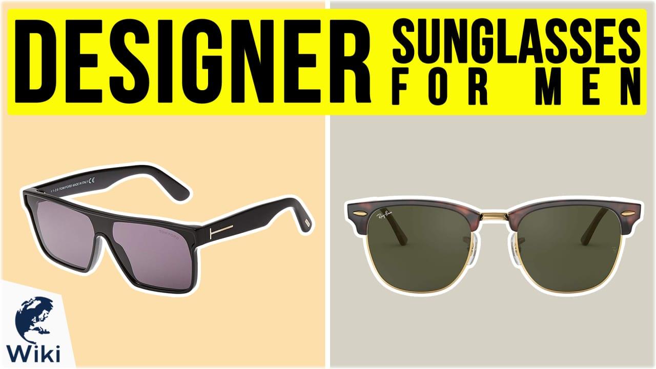 10 Best Designer Sunglasses For Men