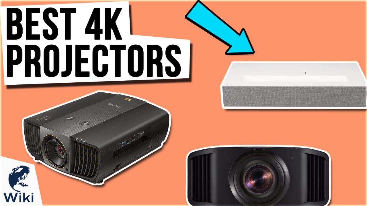 10 Best 4k Projectors