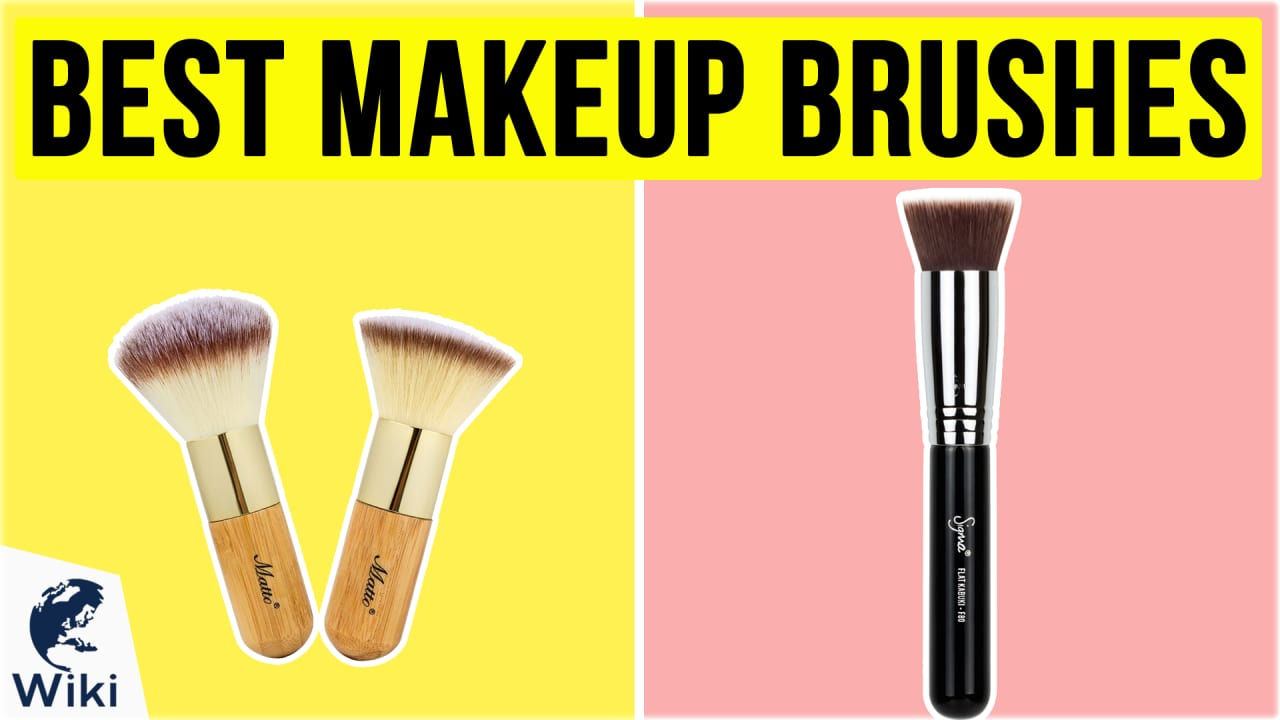 10 Best Makeup Brushes