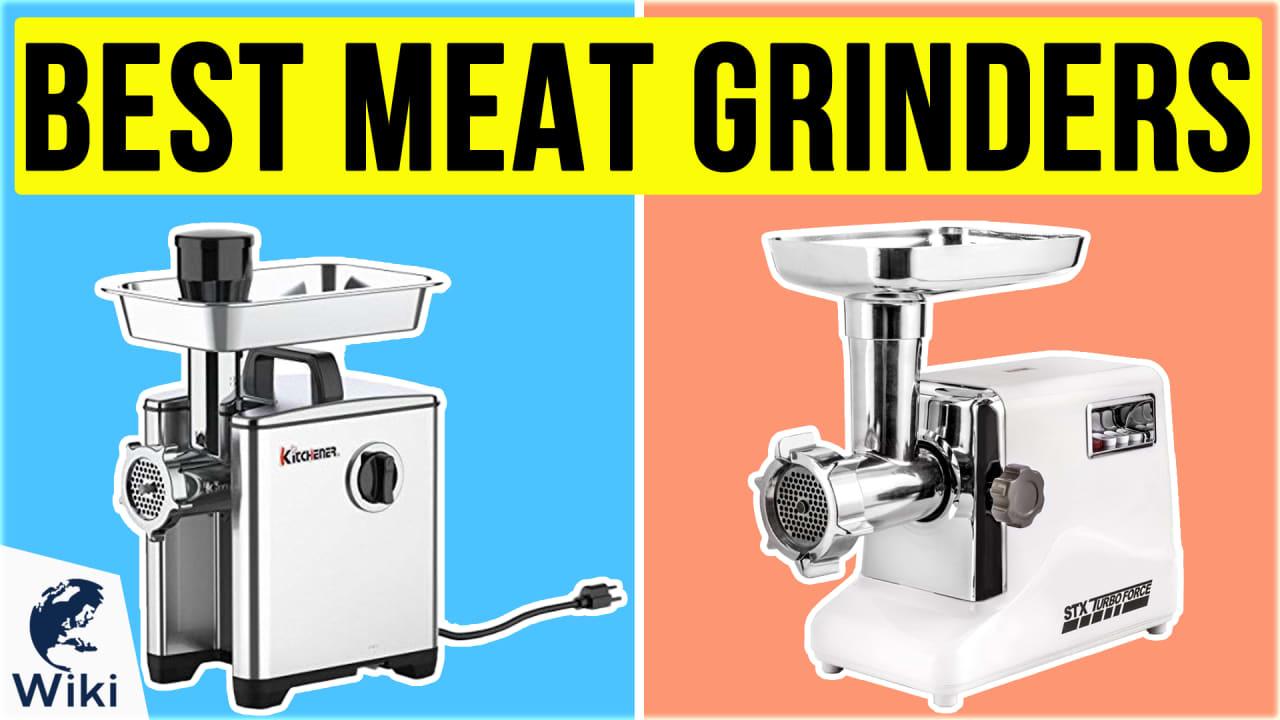 10 Best Meat Grinders