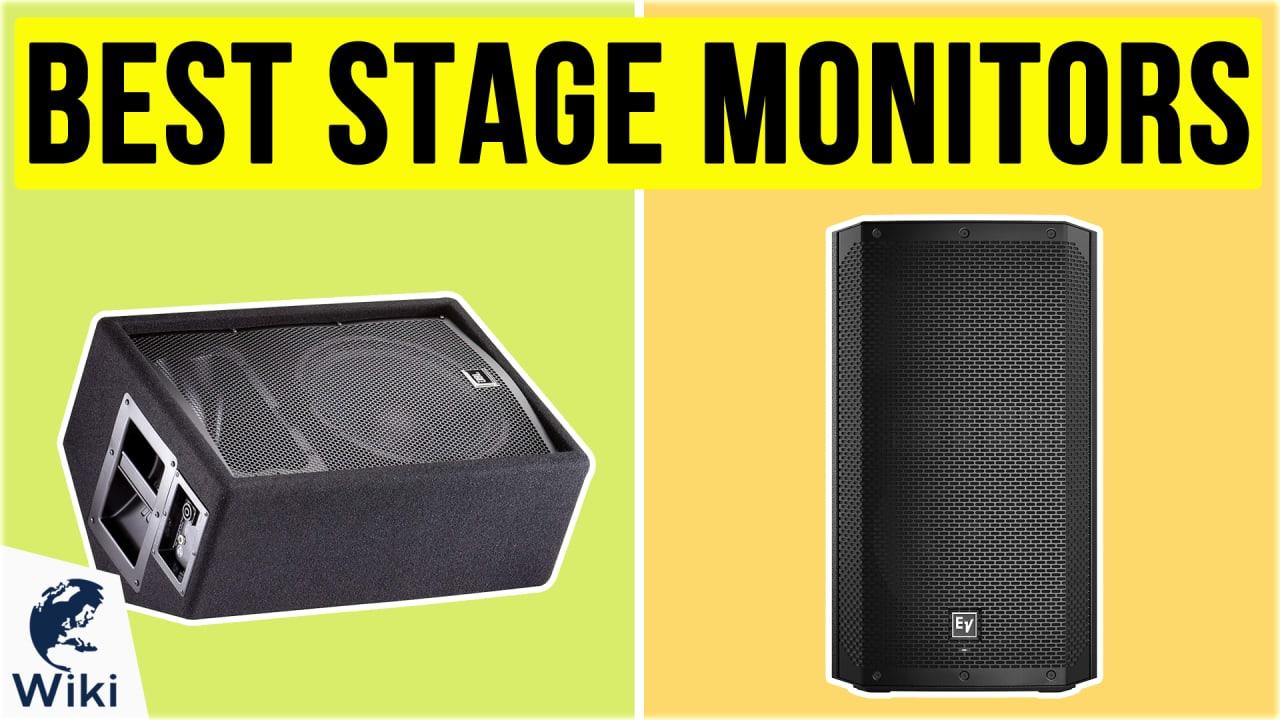 10 Best Stage Monitors