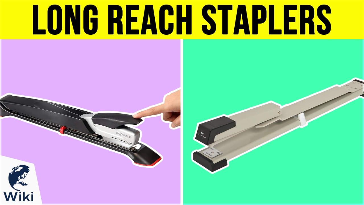 10 Best Long Reach Staplers