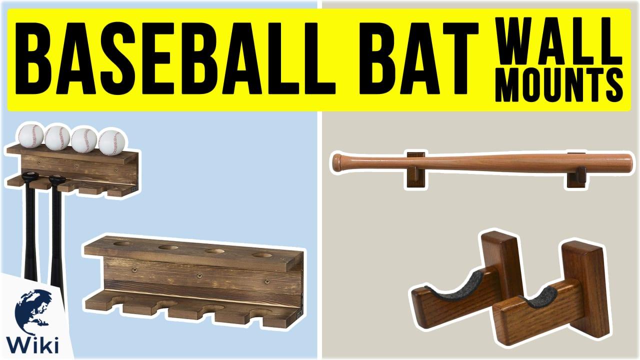 10 Best Baseball Bat Wall Mounts