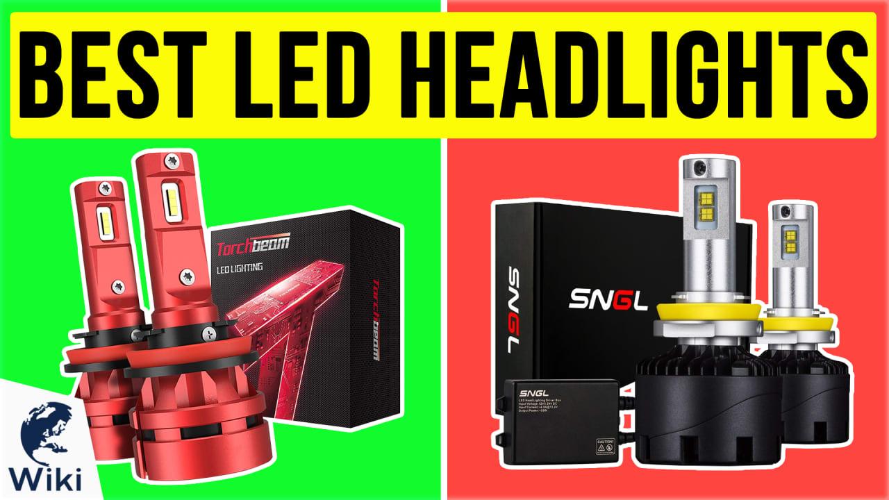 10 Best LED Headlights