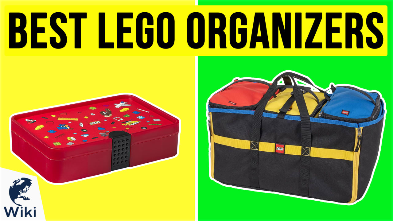 10 Best Lego Organizers