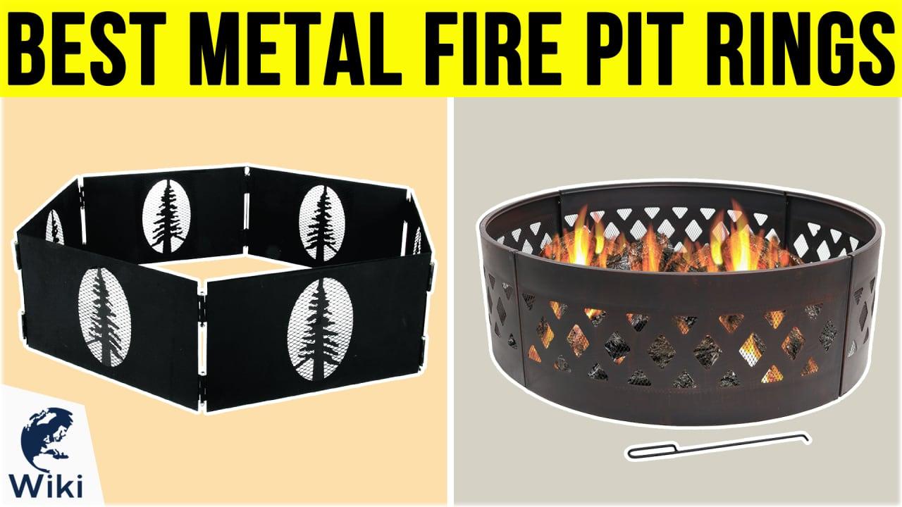 10 Best Metal Fire Pit Rings