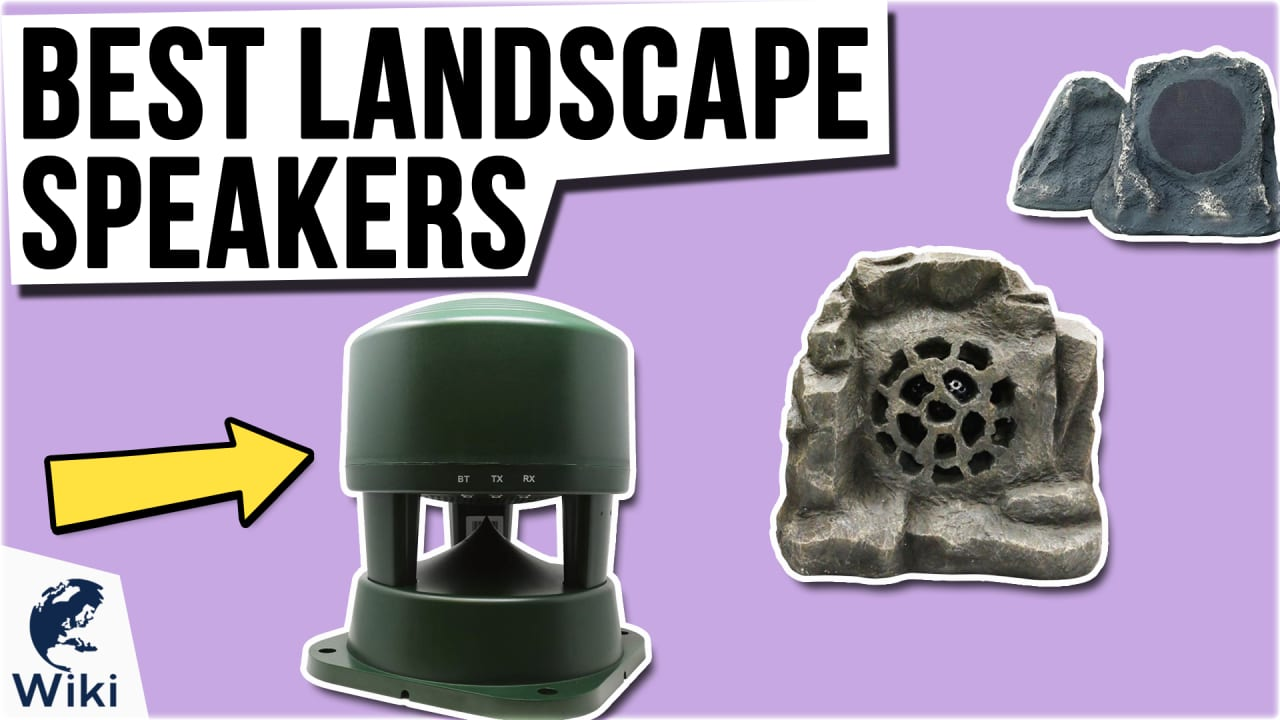 10 Best Landscape Speakers