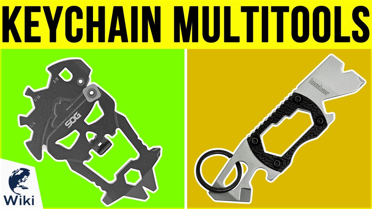 10 Best Keychain Multitools