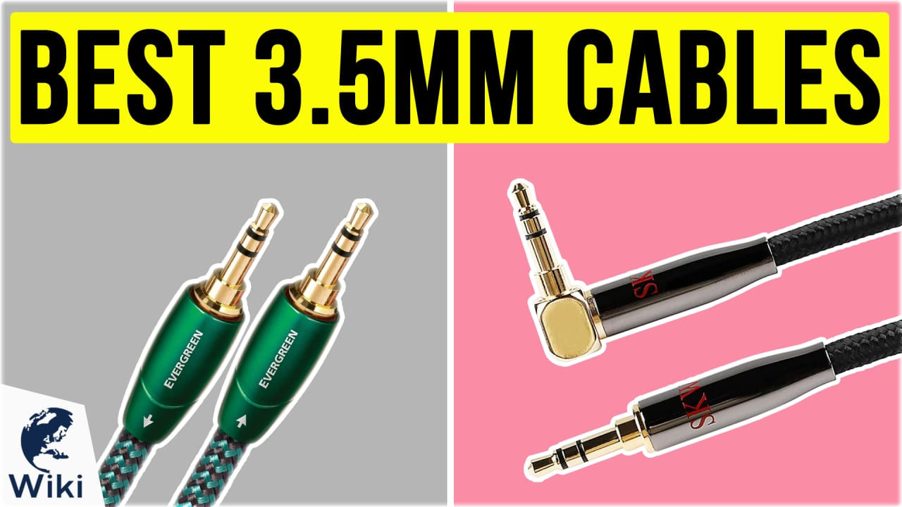 10 Best 3.5mm Cables