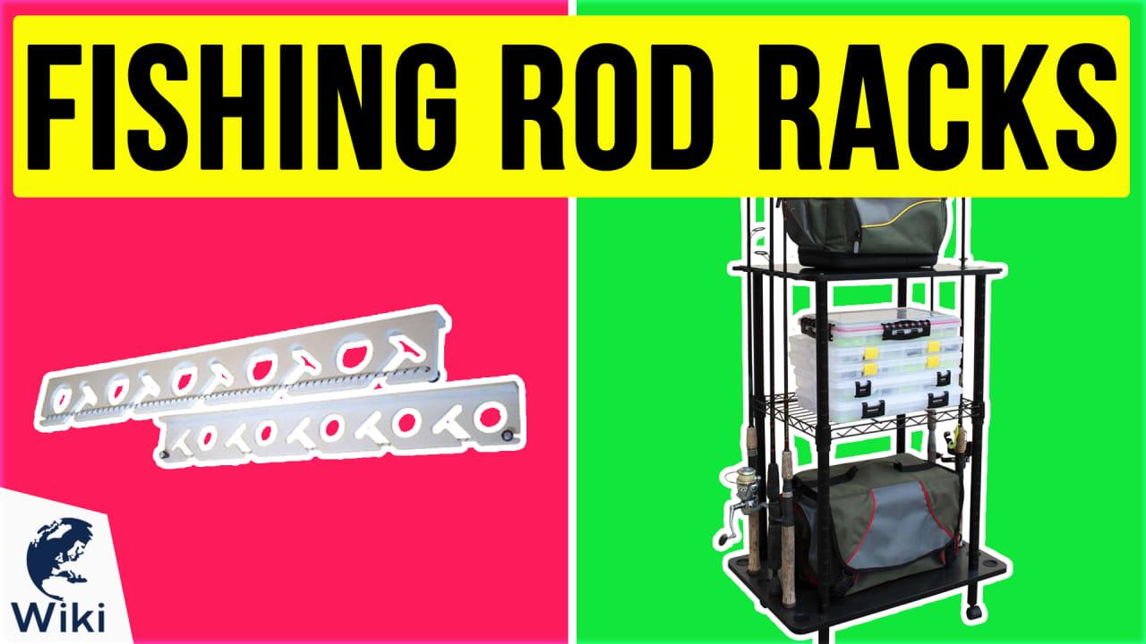 10 Best Fishing Rod Racks