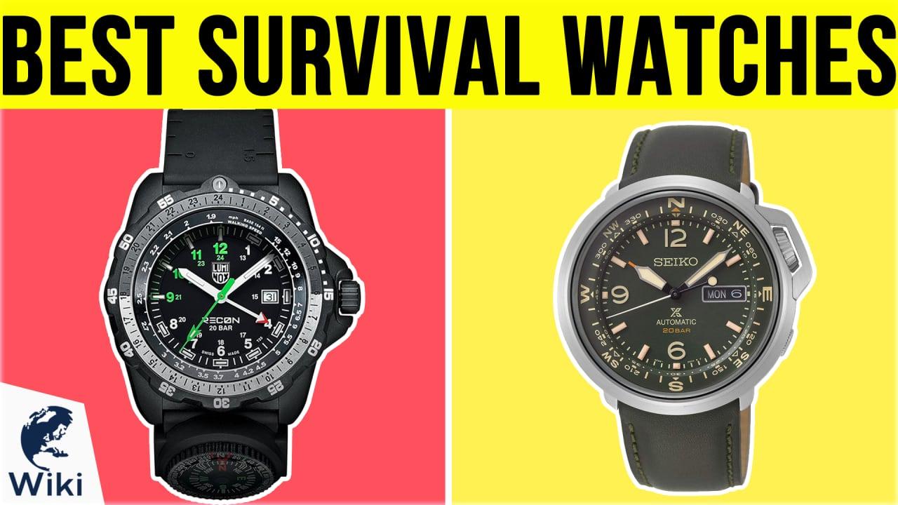 10 Best Survival Watches