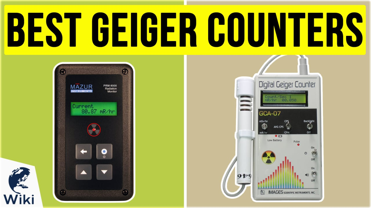 10 Best Geiger Counters
