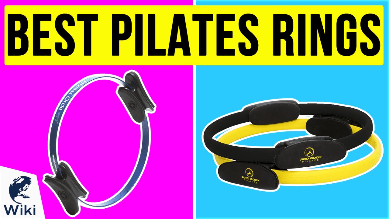 10 Best Pilates Rings
