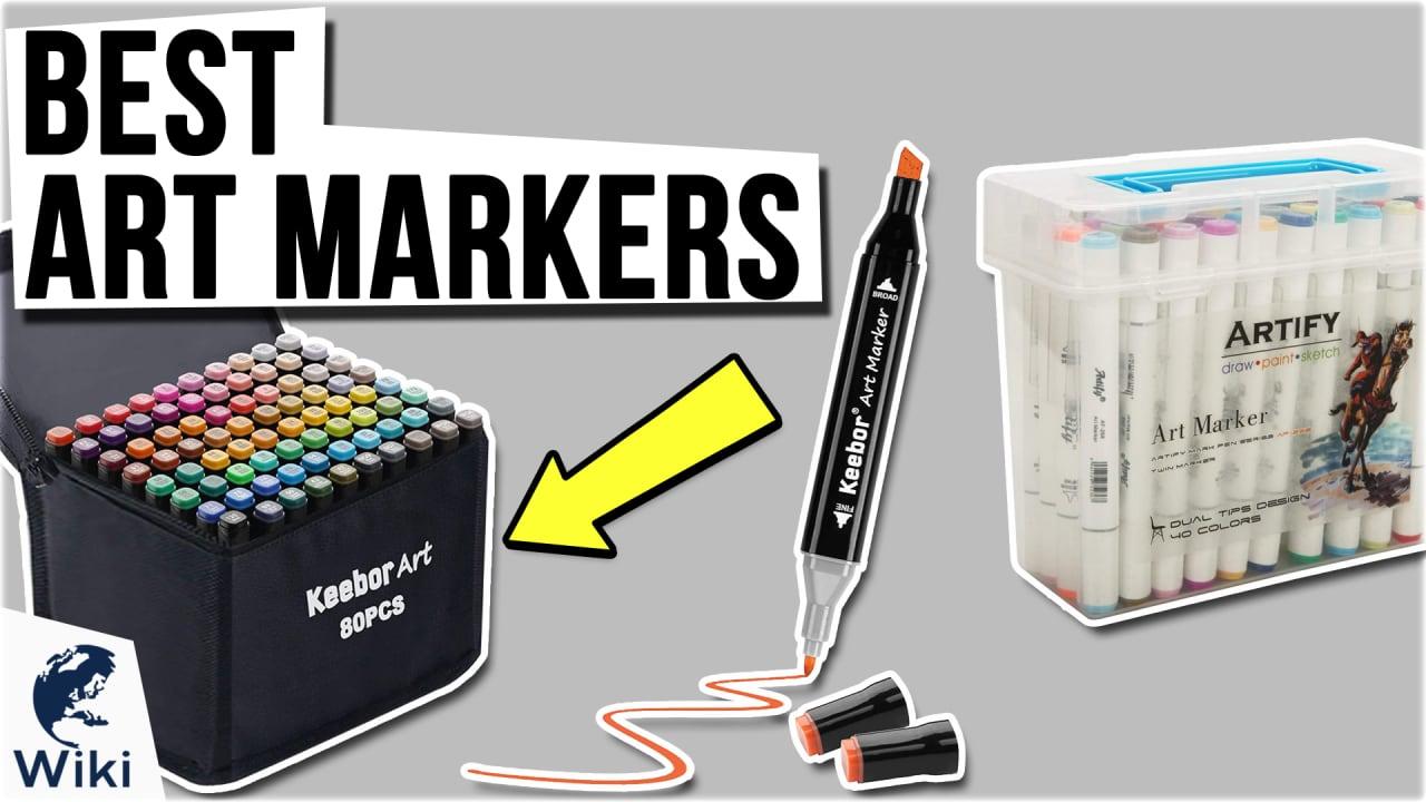 10 Best Art Markers
