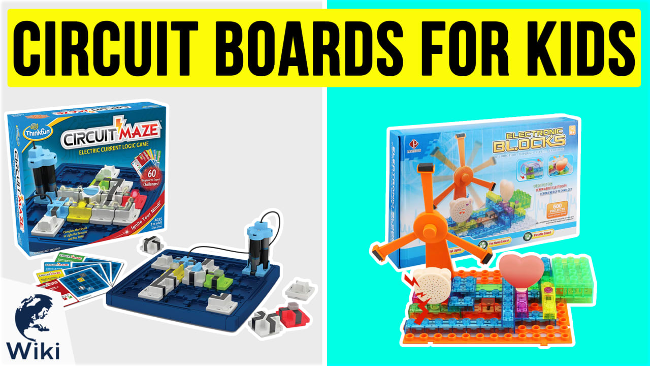 7 Best Circuit Boards For Kids