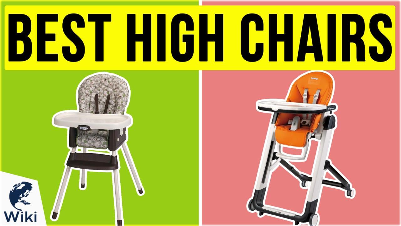 10 Best High Chairs