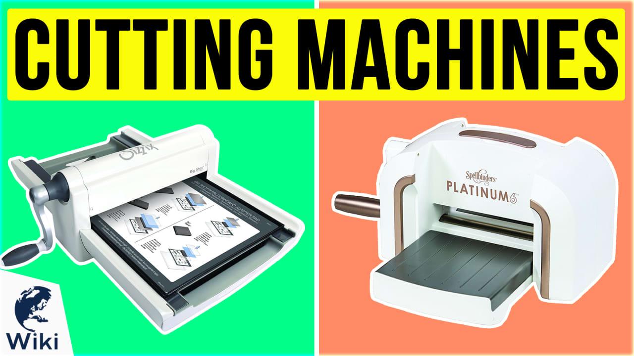 10 Best Cutting Machines