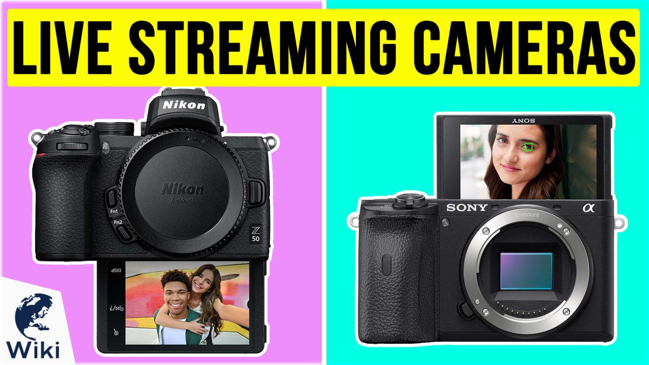 10 Best Live Streaming Cameras