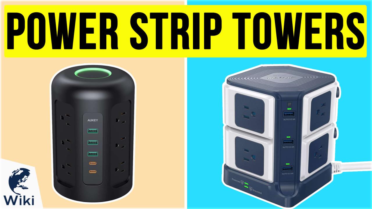 10 Best Power Strip Towers