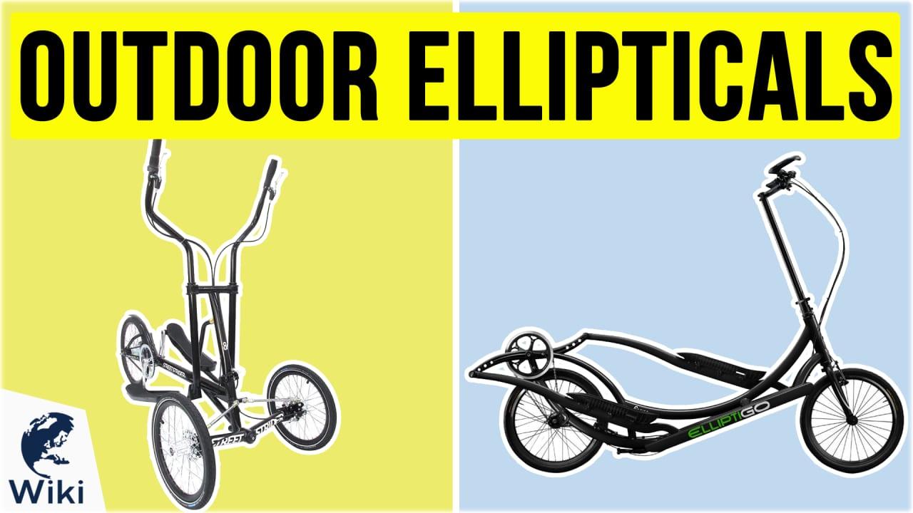 9 Best Outdoor Ellipticals