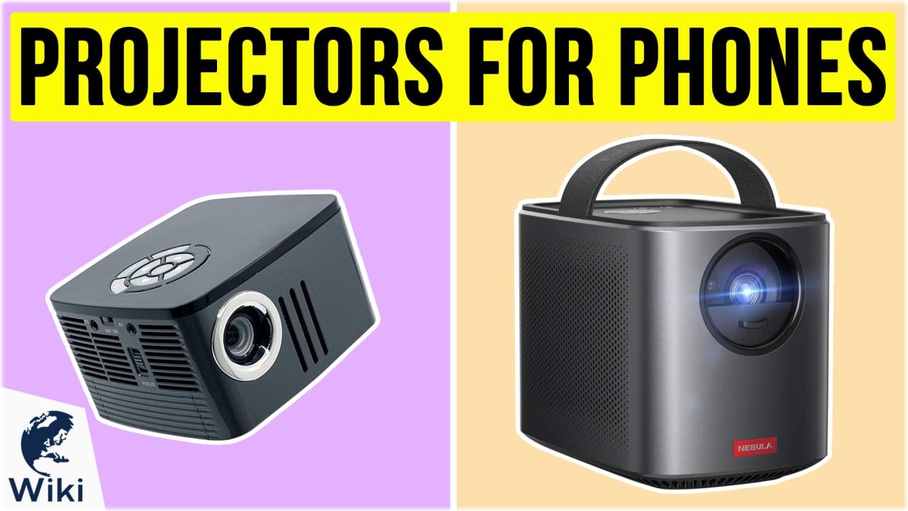10 Best Projectors For Phones