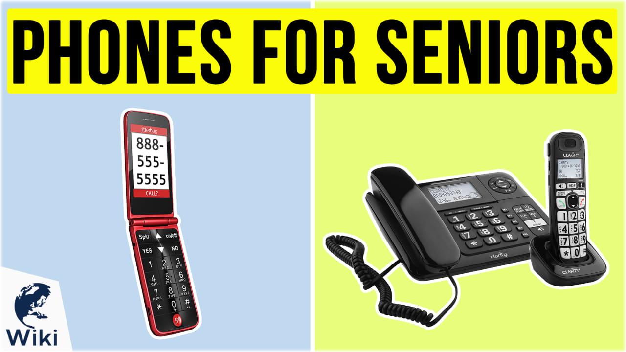 10 Best Phones For Seniors