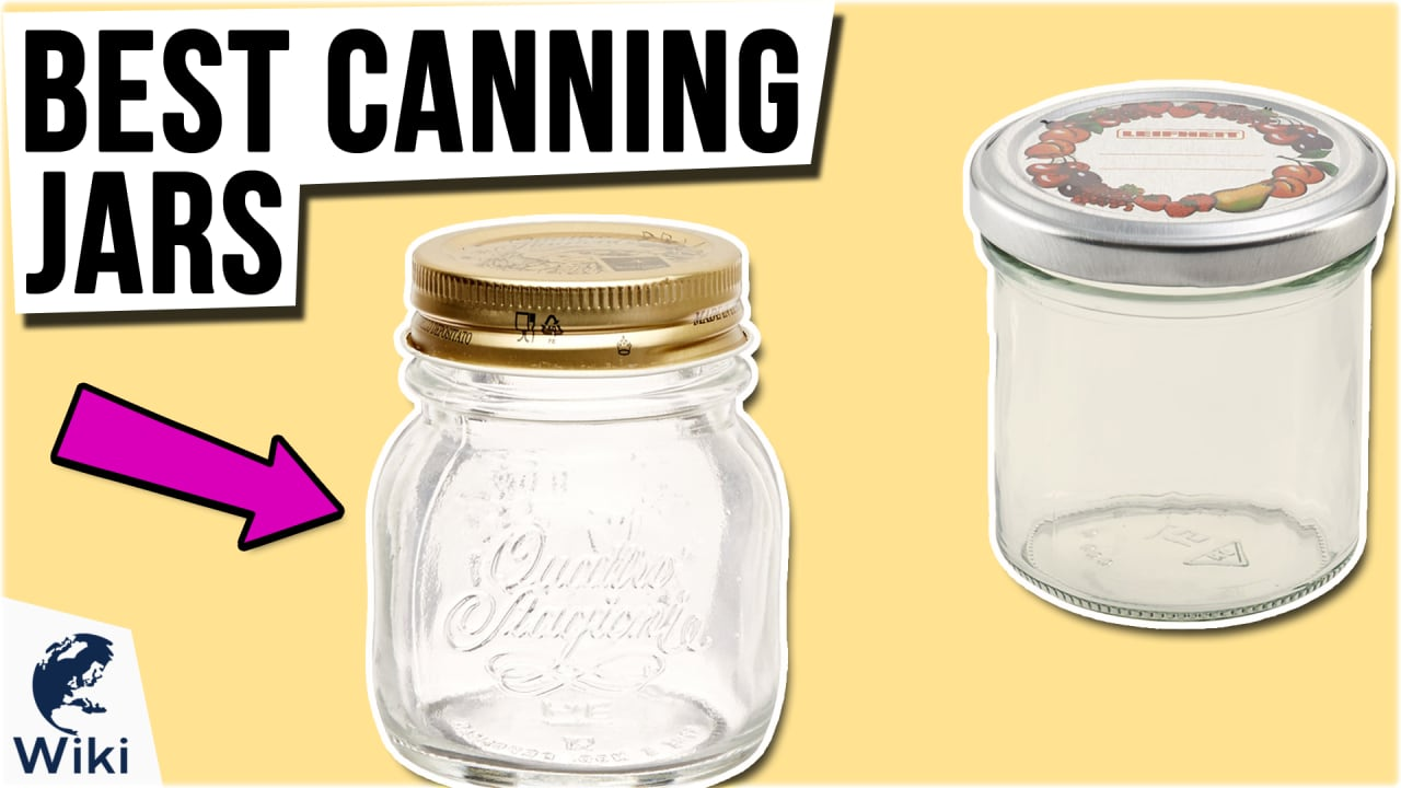 10 Best Canning Jars