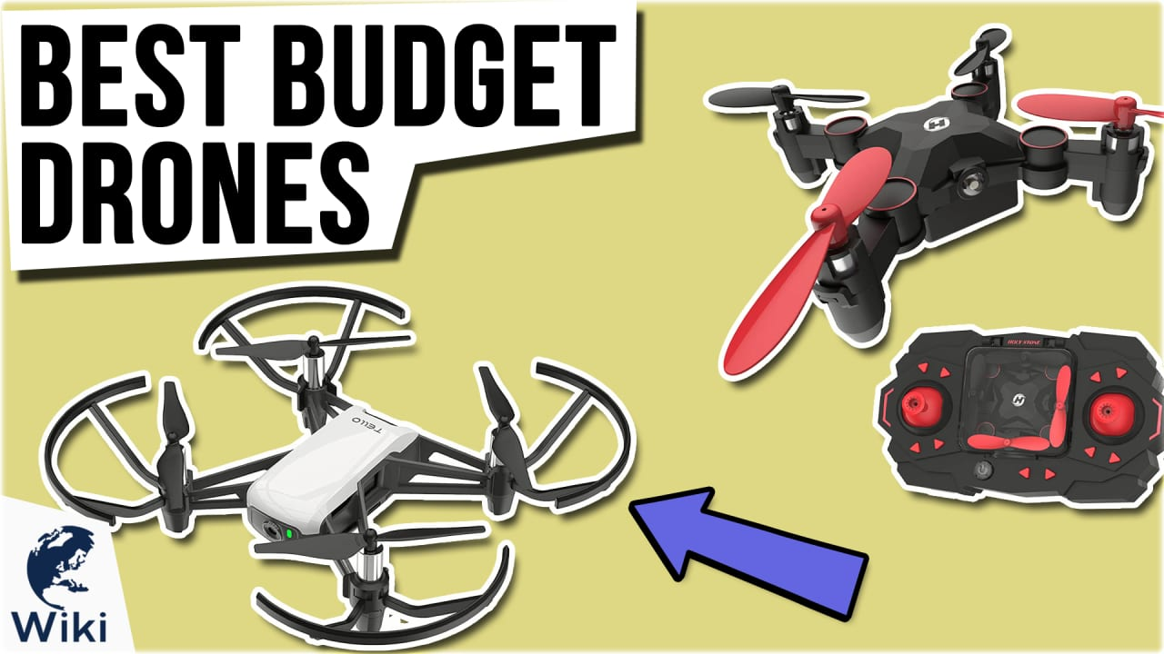 10 Best Budget Drones
