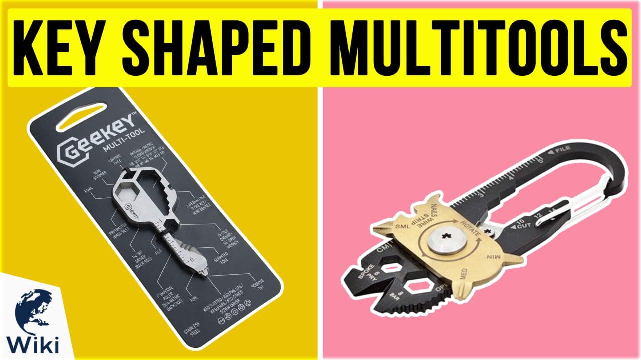 10 Best Key Shaped Multitools