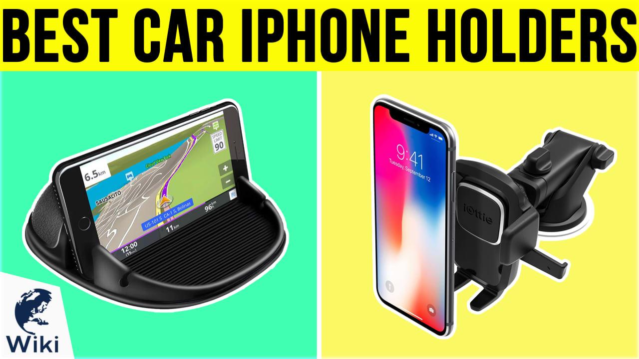 10 Best Car iPhone Holders