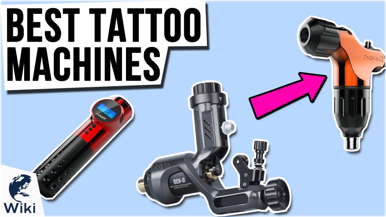 10 Best Tattoo Machines