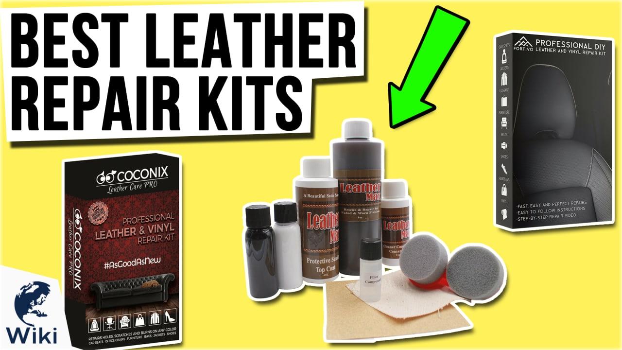 10 Best Leather Repair Kits