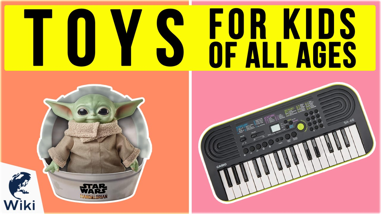 10 Best Toys For Kids Of All Ages
